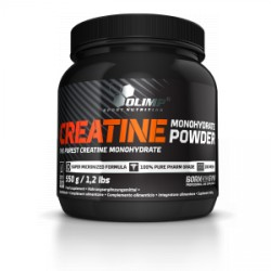 CREATINE MONOHYDRATE POWDER 550 G