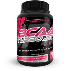 BCAA TURBO JET 400 G