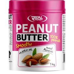 PEANUT BUTTER ALMOND 1000 G