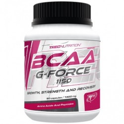 BCAA G-FORCE 90 CAPS