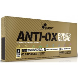 ANTI-OX POWER BLEND 60 CAPS