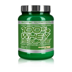 100% WHEY ISOLATE 700 G