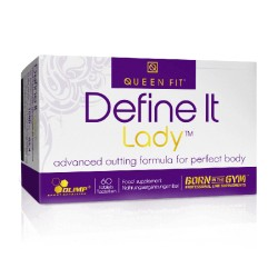 DEFINE IT LADY 60 TAB
