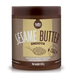 SESAME BUTTER SMOOTH 450 G