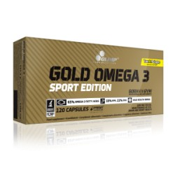 GOLD-OMEGA SPORT EDITION 30 CAPS